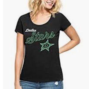 Dallas Stars Crosstown Scrum Tee NWT M